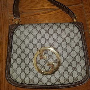 Gorgeous and Perfect Gucci GG Blondie Leather Bag